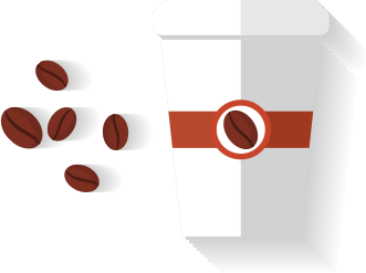 dab presentation cafés