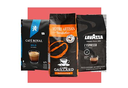 dab, produits boissons chaudes, cafés